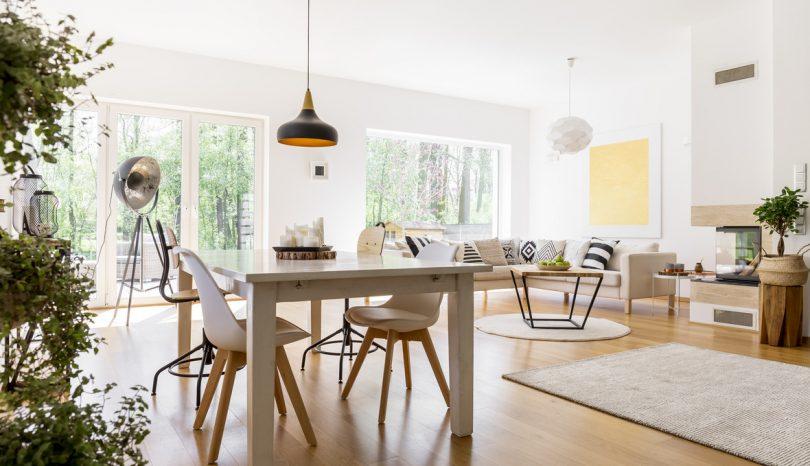 Krzesła to niezbędne wyposażenie wnętrz w każdym stylu